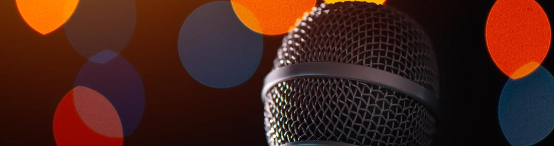 Ozvučení a osvětlení akcí